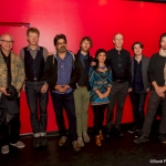 Bill Frisell, Nels Cline, Rez Abbasi, Nir Felder, Camila Meza, Joel Harrison, Mike Moreno, and Miles Okazaki: 03-10-17 (le) Poisson Rouge  (2017 Alternative Guitar Summit)