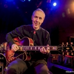 Joel Harrison: 03-10-17 (le) Poisson Rouge  (2017 Alternative Guitar Summit)